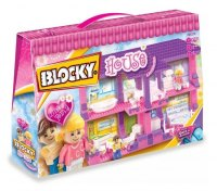 BLOCKY HOUSE 4 AMBIENTES marca