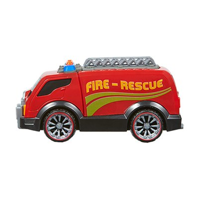 AUTO RESCATE Road Rippers 13cm Nikko Toys 20250