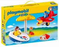 PLAYMOBIL 123 MOD 6050 DIVERSION EN VACACIONES marca