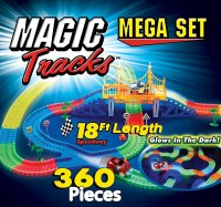 PISTA MAGIC TRACKS 360 PIEZAS PISTA LUMINOSA marca