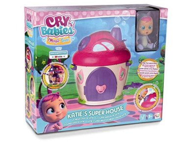 KATIE'S SUPER HOUSE CRY BABY