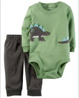 CONJUNTO CARTERS 121H697 TALLE 9 MESES marca CARTERS