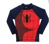REMERA UV SPIDERMAN DISNEY M LARGA marca