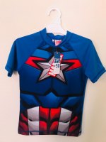 REMERA ADVENGERS UV MARVEL marca