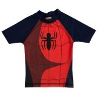 REMERA SPIDERMAN M CORTA UV marca